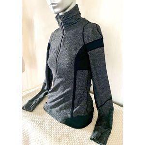 LULULEMON 1/2 Zip Jacket- Size 8 NEW!!